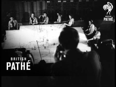 Raf Operations Room (1945)