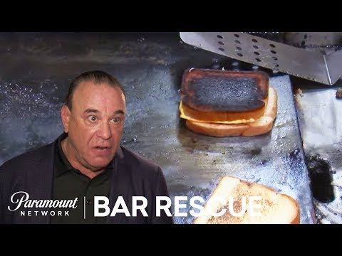 'We Gotta Close The Kitchen Down' Stress Test | Bar Rescue S6 Highlight