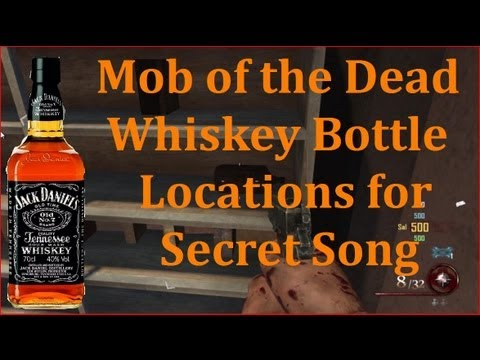 Mob of the dead whiskey bottle locations secret song youtube