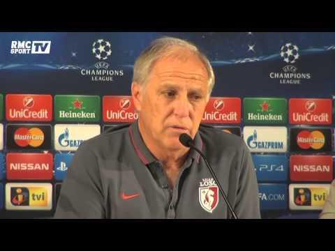 """Football / Girard : """"Peut-être que l'Europa League nous correspond le mieux"""" 25/08"""