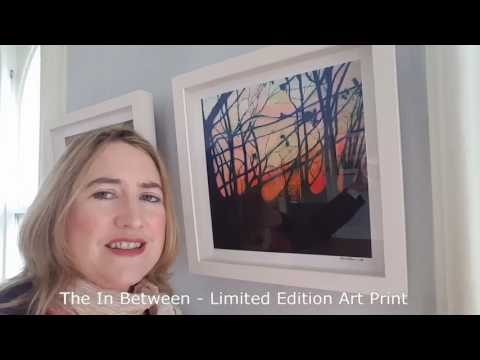 The In Between - Limited Edition Art Print