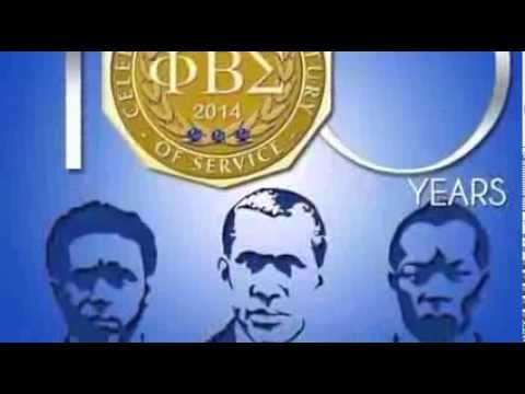 Phi Beta 100 A Centennial Tribute Song by N2Soul |