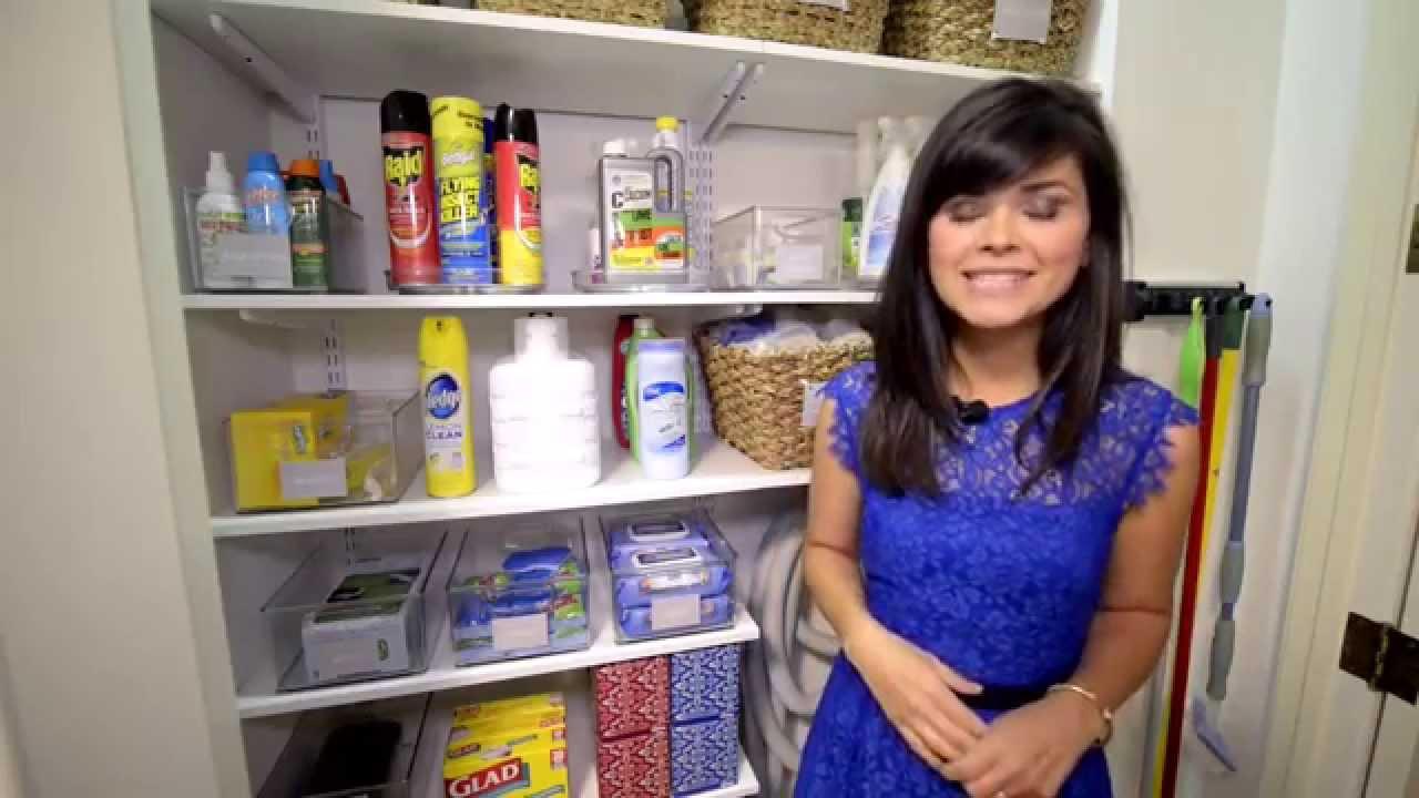 3 Organizing Secrets You Should Know To Keep Utility Closets Neat U0026 Tidy