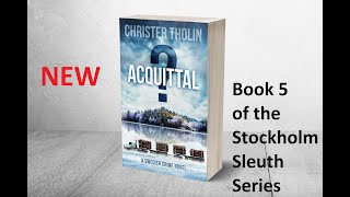 Stockholm Sleuth Series book 5