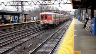 Northeast Corridor action at Mamaroneck