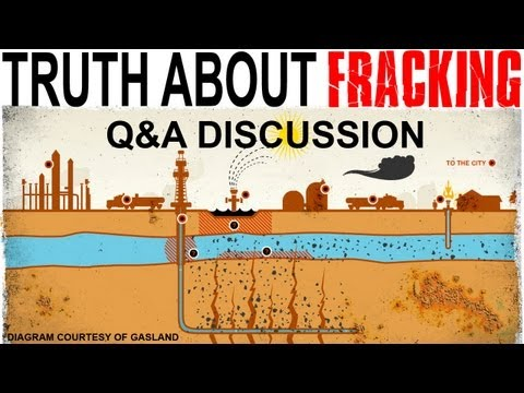 Truth About Fracking - Discussion