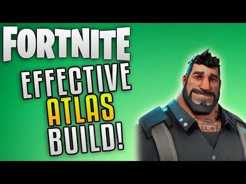"Fortnite Save The World Trap Guide ""Fortnite Atlas Build"" Fortnite Best Atlas Defense"