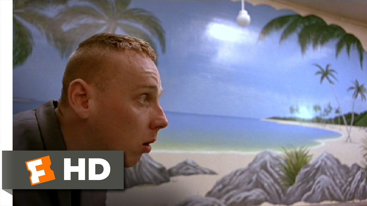 Trainspotting 512 Movie CLIP  Spuds Job Interview