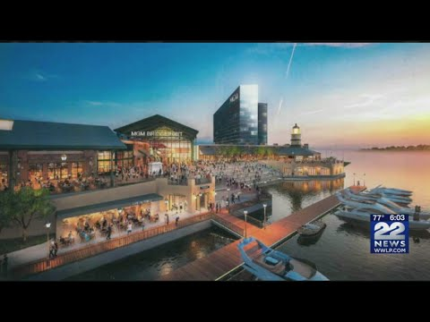 MGM Connecticut Casino Put On Hold