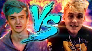 NINJA vs JAKE PAUL (ASOT)