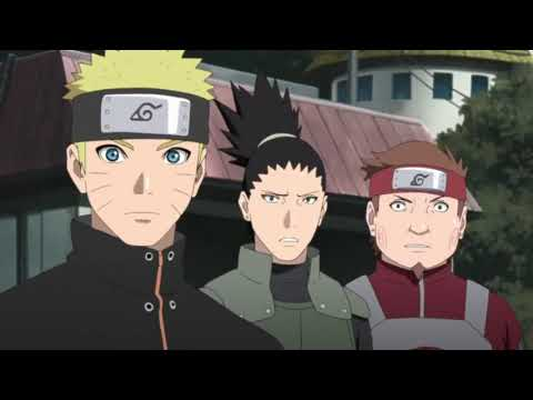 Tsunade Makes Kakashi 6th Hokage, Naruto Sasuke and Sakura After Fourth Great Ninja War |