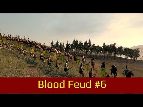:: SHOGUN 2 :: BLOOD FEUD #6 😈 'Blood Pack' |