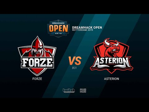 forZe vs Asterion vod