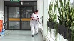 Mari Valtonen, Satakunnan sairaanhoitopiiri - Puhdistuspalvelualalla vaadittava osaaminen