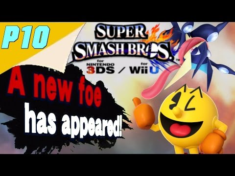 My 10 Personal Favorite Newcomers for Smash 3DS and WiiU