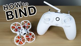 How to Bind t๐ a Tinyhawk