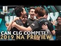 Who Should Start in the Jungle for CLG? | 2019 NA LCS Preview