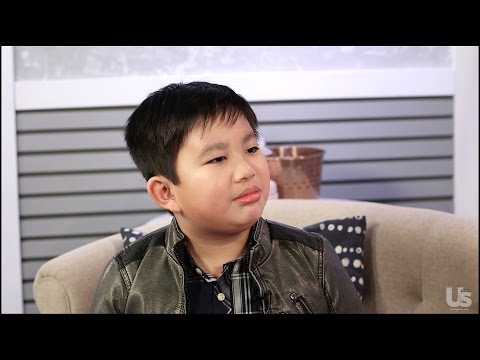 Adorable 'Dr. Ken' Child Star Albert Tsai 'Not Impressed' With Kardashians | Us Weekly