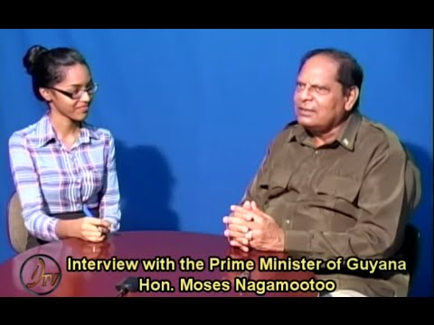 EXCLUSIVE: Interview with Hon.Moses Nagamootoo, Prime Minister of Guyana