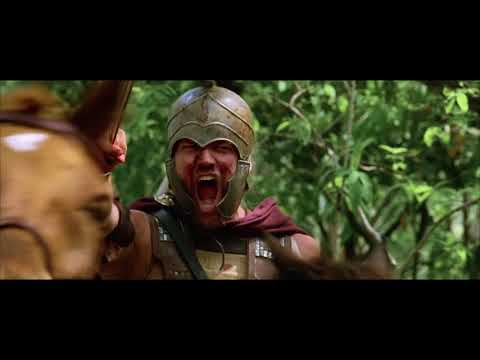 Alexander (2004) - Battle of the Hydaspes (1/2)   Movieclips