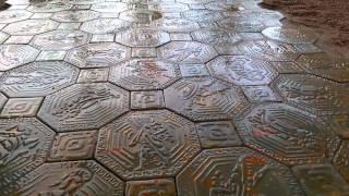 Мрамор из бетона,город Тараз 87075004494