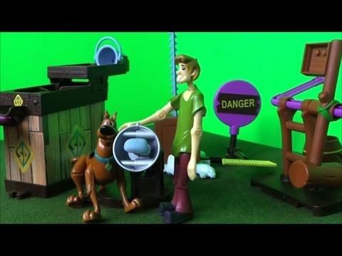 SCOOBY DOO Mega Trap Building Kit a Scooby...