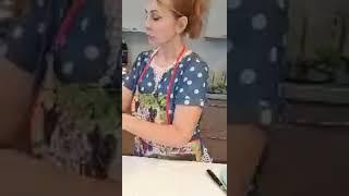Ирина Агибалова в прямом эфире 18.06.2019. (часть 1)