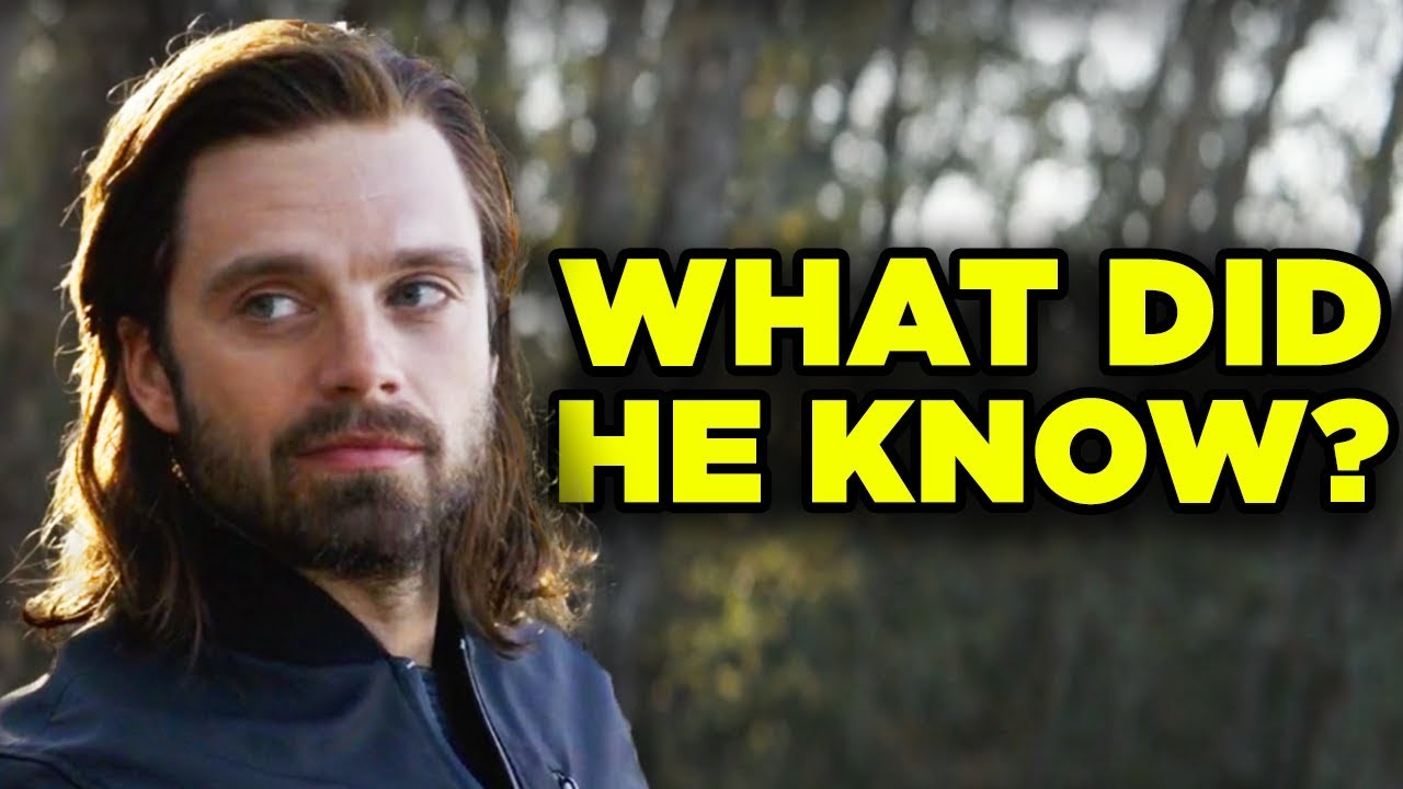 Download Avengers Endgame Theory: What Did BUCKY Know? | Total Conspiracy
