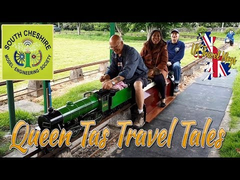 A Miniature Railway In South Cheshire/ Queen Tas Travel Tales