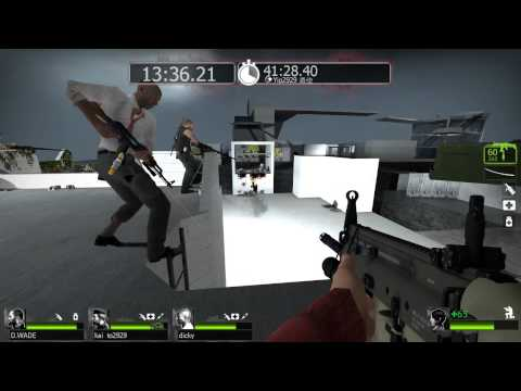 Left 4 Dead 2: Tank's Playground Survival Completed