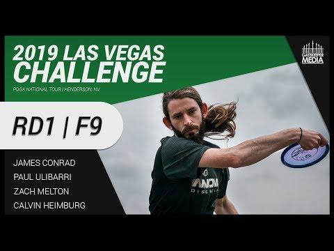 2019 Las Vegas Challenge | RD1, F9 | Conrad, Ulibarri, Melton, Heimburg