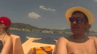 Holiday Vlog Day 3 - Jet ski, peddle boat + Info!