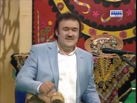 Rustam Goipov - qora sochi