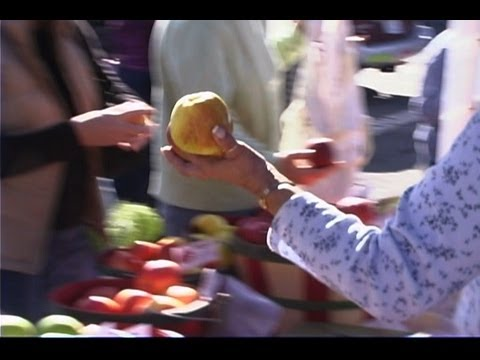 Farmers' Market (The Remarkable Return of the Farmers' Markets)