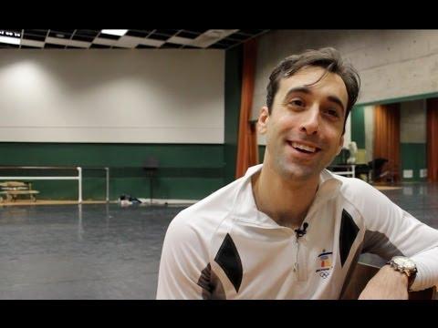 Dancer Jonathan Renna returns to the NAC