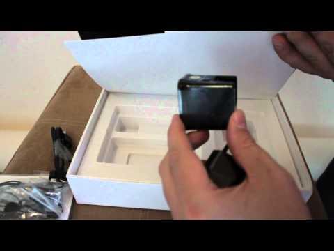 Samsung Galaxy Tab 10.1v Unboxing -HD