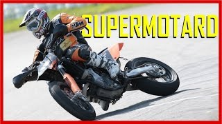 Course moto Supermotard : Le triomphe français ! (English Subtitles)