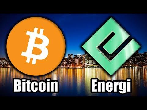 Is Energi (NRG) a Sleeping Giant?? Plus Where is Bitcoin Headed Next?!? [Crypto Deep Dive]