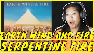 Earth Wind And Fire Serpentine Fire Reaction