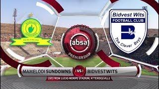 Absa Premiership 2018/19 | Mamelodi Sundowns vs Bidvest Wits