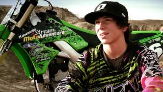 CrossFit - A Professional Motocross Rider at 14