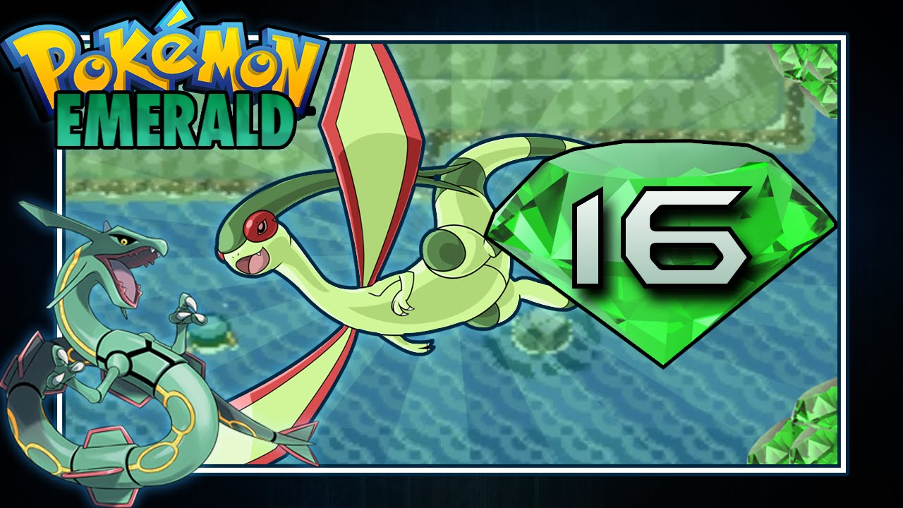 Lets play pokemon emerald part 16 finally flygon youtube lets play pokemon emerald part 16 finally flygon sciox Choice Image