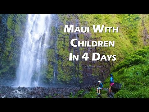 What To Do In Maui With Children For 4 Days