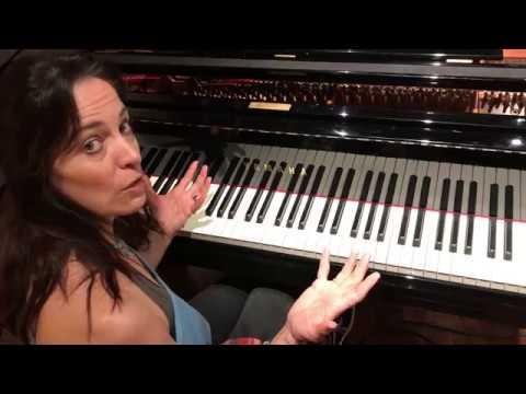 Chantal Kreviazuk – Piano Tutorial Part 1
