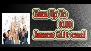 Amazon Gift Cards By Reviewing Songs Very Easy Method Earn Up To $100 /