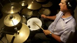 Heart - Crazy On You - drum cover by Steve Tocco