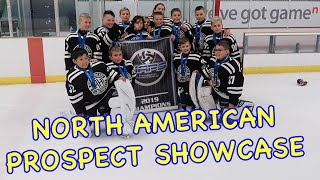 North American Prospect Showcase Hockey Tournament Mode Hockey