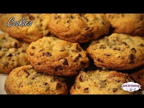 recette-des-cookies-américains-aux-pépites-de-chocolat-et-noix-de-pécan