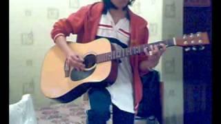 Hướng dẫn chơi guitar Bức tường || Trở về (T5Q)