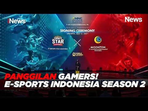 Panggilan Gamer! MNC Studios kembali Gelar E-Sports Star Indonesia Season 2 - iNews Sore 06/07